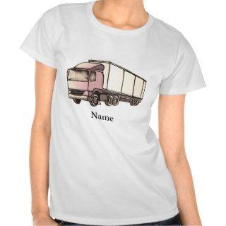 Big Rig Truck T shirts