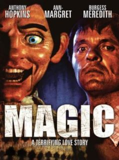 Magic: Anthony Hopkins, Ann Margaret, Burgess Meredith, Ed Lauter:  Instant Video