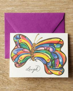 25 Butterfly Folded Notes   KELLY KAY