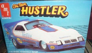 #6596 AMT/Ertl Chi Town Hustler 1/25 Scale Plastic model kit,needs assembly