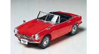 #24190 Tamiya Honda S800 1/24 Scale Plastic Model Kit,Needs Assembly: Toys & Games