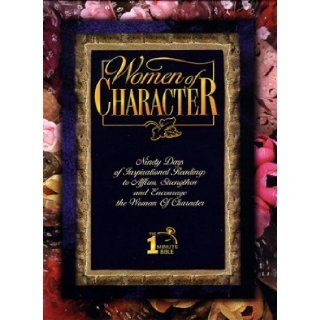Women of Character: Ninety Days of Inspirational Readings to Affirm, Strengthen and Encourage the Woman of Character: Lawrence Kimbrough: 9780805492774: Books