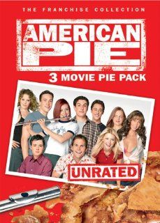 American Pie: 3 Movie Pie Pack (The Franchise Collection): Jason Biggs, Chris Klein, Alyson Hannigan, Thomas Ian Nicholas, Tara Reid, Seann William Scott, Mena Suvari, Eddie Kaye Thomas, Shannon Elizabeth, Natasha Lyonne, Eugene Levy, January Jones, Fred W
