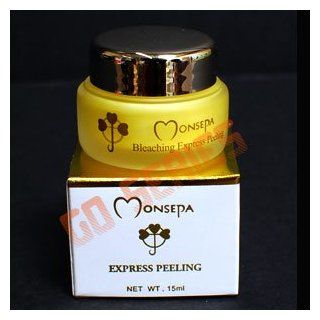 Monsepa Official Express Peeling (Non Sensitive Skin): Beauty