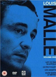 Louis Malle Collection (Volume 1)   4 DVD Box Set ( Ascenseur pour l'�chafaud / Le Feu follet / Les Amants / Zazie dans le m�tro ) ( Elevator to the Gallows / The Fire Within / The [ NON USA FORMAT, PAL, Reg.2 Import   United Kingdom ]: Movies & TV