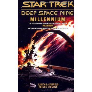 Millennium: Fall of Terok Nor/War of the Prophets/Inferno (Star Trek: Deep Space Nine): Judith Reeves Stevens, Garfield Reeves Stevens: 9780743442497: Books
