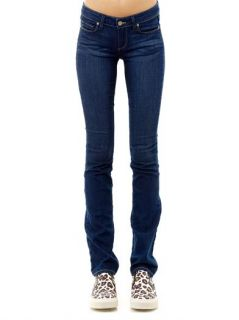 Skyline mid rise straight jeans  Paige Denim