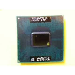 Intel Core 2 Duo T9600 2.80 GHz 6M L2 Cache 1066MHz FSB Socket P Mobile Processor: Electronics