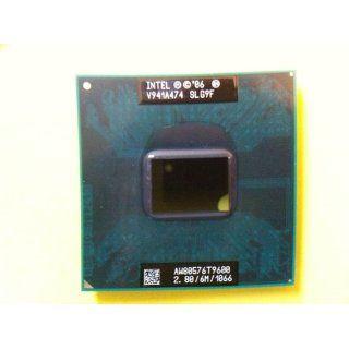 Intel Core 2 Duo T9600 2.80 GHz 6M L2 Cache 1066MHz FSB Socket P Mobile Processor: Electronics