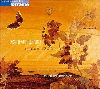 Ropartz String Quartets Nos. 2 and 3 Music