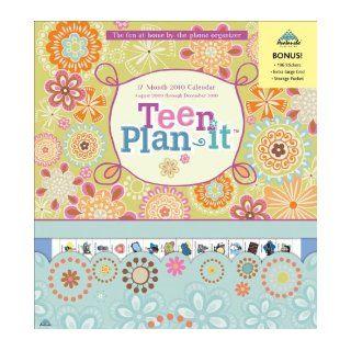 Teen Plan It 2010 Wall Calendar Inc.   Avalanche Lang Holdings 9781604347661 Books