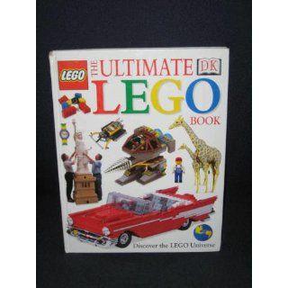 The Ultimate LEGO Book DK Publishing 9780789446916  Children's Books
