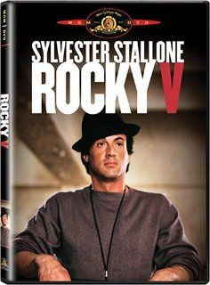 Rocky V: Sylvester Stallone, Talia Shire, Burt Young, Sage Stallone, Burgess Meredith, Tommy Morrison, Richard Gant, Tony Burton, Jimmy Gambina, Delia Sheppard, Mike Sheehan, Michael Anthony Williams, Steven Poster, John G. Avildsen, Irwin Winkler, Michael