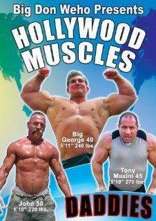 Hollywood Muscle Daddies: Big Don Weho: Movies & TV