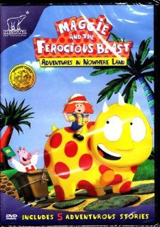 Maggie And The Ferocious Beast   Adventure in Nowhere Land: Movies & TV
