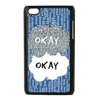The Fault in Our Stars Okay Ipod Touch 4 Unique Design Unique Gift Cover Case: Cell Phones & Accessories