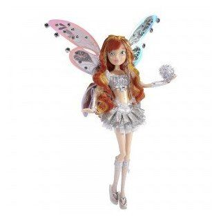 Winx Club SDCC 2012 Exclusive Silver Believix Toys & Games