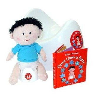 Once Upon A Potty Training Gift Bundle w/ Boy Doll Health & Personal Care