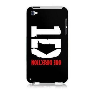 ONE Direction Hard Case Cover Skin for Ipod Touch 4 Generation: Everything Else