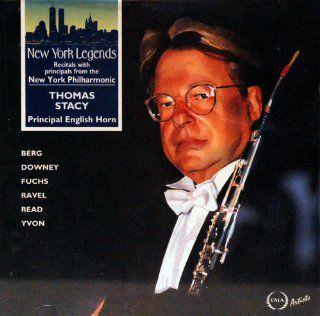 Thomas Stacy Principal English Horn: Music