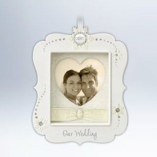 Our Wedding 2012 Hallmark Ornament   Decorative Hanging Ornaments