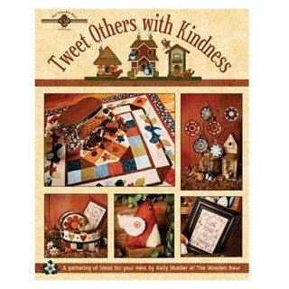 Tweet Others with Kindness Quilt Book