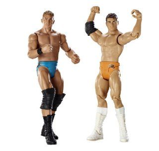 WWE Supreme Teams Ted DiBiase & Cody Rhodes Figure 2 Pack Series #8: Toys & Games