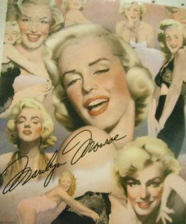 Marilyn Monroe   FOREVER OURS   1000 piece Interlocking Puzzle: Toys & Games