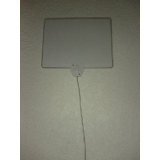 Mohu Leaf Paper Thin Indoor HDTV Antenna   Made in USA: Electronics
