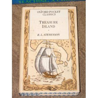 Treasure Island (Oxford Pocket Classics): Rh Value Publishing: 9780517626382: Books