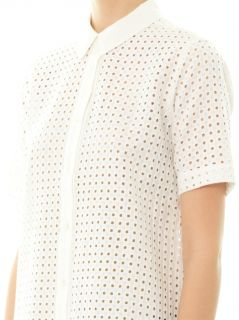 Broderie anglaise cotton shirt  Each X Other