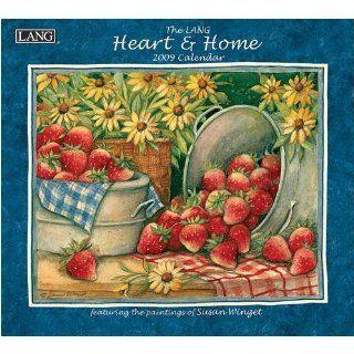 Heart & Home 2009 Mini Wall Calendar