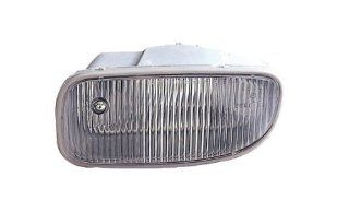 Jeep Grand cherokee Replacement Fog Light Assembly   1 Pair Automotive