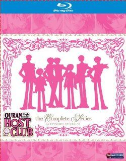 Ouran High School Host Club: The Complete Series [Blu ray]: Caitlin Glass, Vic Mignogna, J. Michael Tatum, Todd Haberkorn, Greg Ayres, Luci Christian, Travis Willingham: Movies & TV