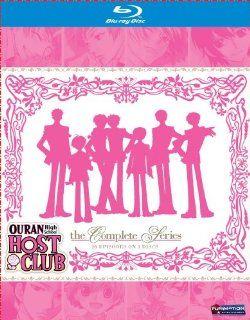 Ouran High School Host Club: The Complete Series [Blu ray]: Caitlin Glass, Vic Mignogna, J. Michael Tatum, Todd Haberkorn, Greg Ayres, Luci Christian, Travis Willingham: Movies & TV