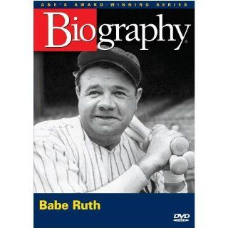 Biography   Babe Ruth (A&E): Sports & Outdoors