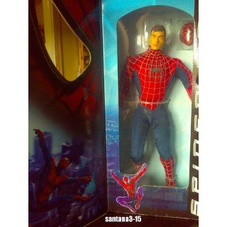 "SPIDERMAN Spider Man Movie 12"" Collector Series: Toys & Games"