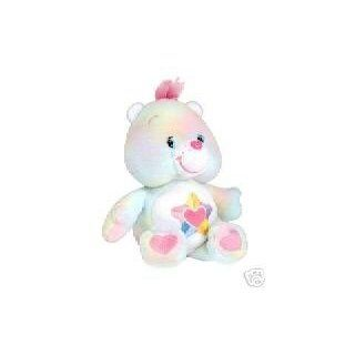 "Care Bears 10"" True Heart Bear Plush Doll: Toys & Games"