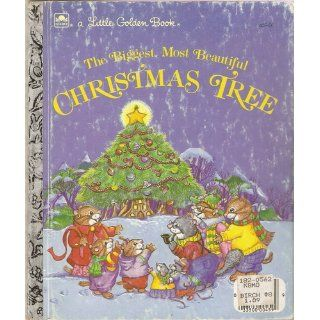 The Biggest, Most Beautiful Christmas Tree: Amye Rosenberg: 9780307602695:  Children's Books