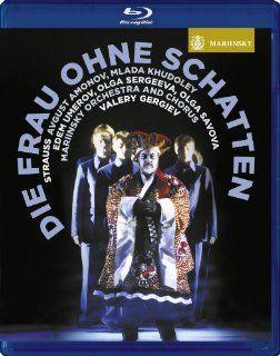 Strauss: Die Frau ohne Schatten [Blu ray]: Valery Gergiev, Mariinsky Orchestra, Jonathan Kent: Movies & TV