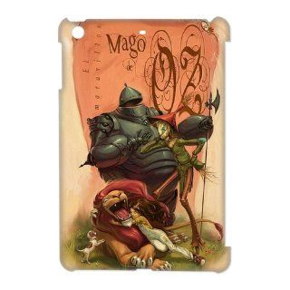 Unique Art The Wizard of Oz Personalized 3D DIY Hard Best Case Cover for iPad mini: Electronics