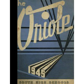 (Reprint) 1945 Yearbook: South High School, Pittsburgh, Pennsylvania: South High School 1945 Yearbook Staff: Books