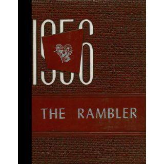 (Reprint) 1956 Yearbook: Madison High School, Mansfield, Ohio: 1956 Yearbook Staff of Madison High School: Books