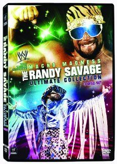 WWE: Macho Madness   The Randy Savage Ultimate Collection: Randy Savage, Hulk Hogan, Ultimate Warrior, Ricky Steamboat, Ted DiBiase, Ric Flair, Shawn Michaels, Kevin Dunn: Movies & TV