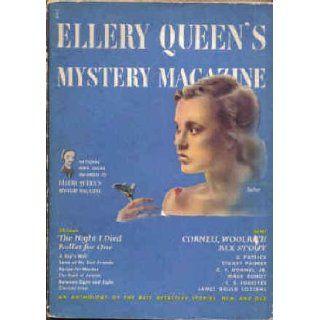 Ellery Queen's Mystery Magazine, June 1950 (Volume 15, No. 79): Cornell Woolrich, Rex Stout, Q. PAtrick, Stuart Palmer, C. S. Forester, James Gould Cozzens: 9785171350062: Books
