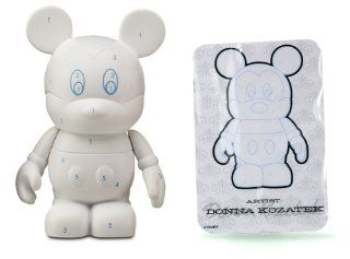 """Paint By Numbers"" by Donna Kozatek   Disney Vinylmation ~3"" Urban Series #2 Designer Figure (Disney Theme Parks Exclusive) Toys & Games"