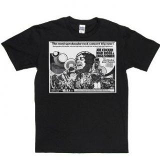 Joe Cocker Mad Dogs T shirt at  Men�s Clothing store