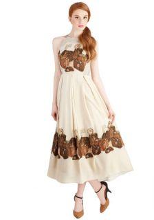 Eva Franco Eva Franco A New Valise on Life Dress  Mod Retro Vintage Dresses