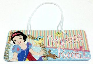 "Door Sign ""Princess Room"" Cute Disney Princess Door Hanger   Decorative Signs"