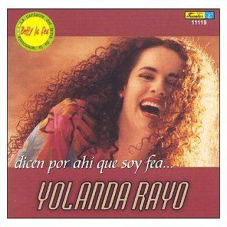 Dicen Por Ahi Que Soy Fea: Music